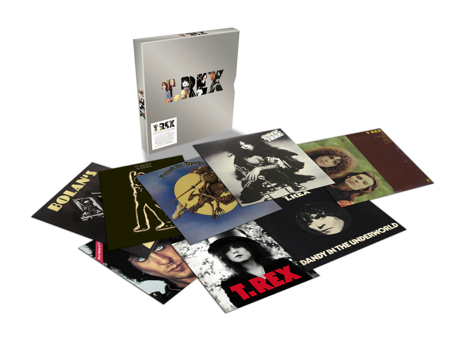 Win Gt T Rex The Vinyl Collection Boxset Fused Magazine