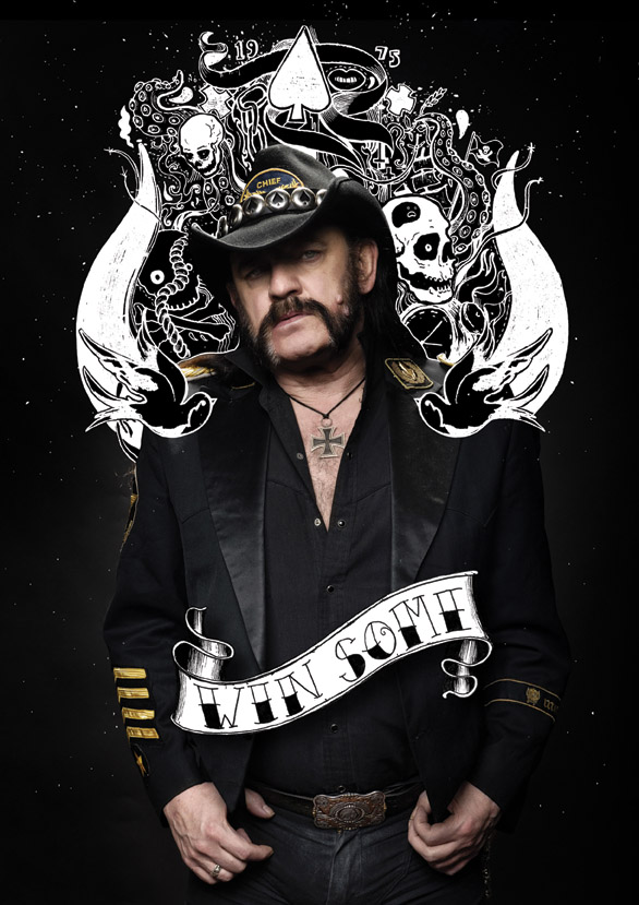 LEMMY - Fused Magazine
