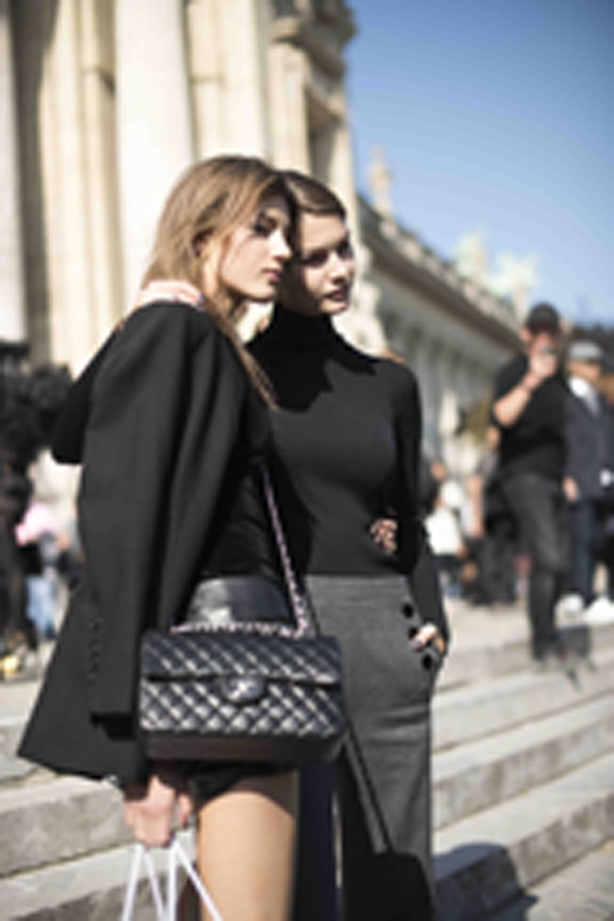 Paris Fashion Week Street Style Fused Magazine