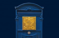 MPO UK postbox