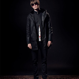 Pretty Green Black Label parka
