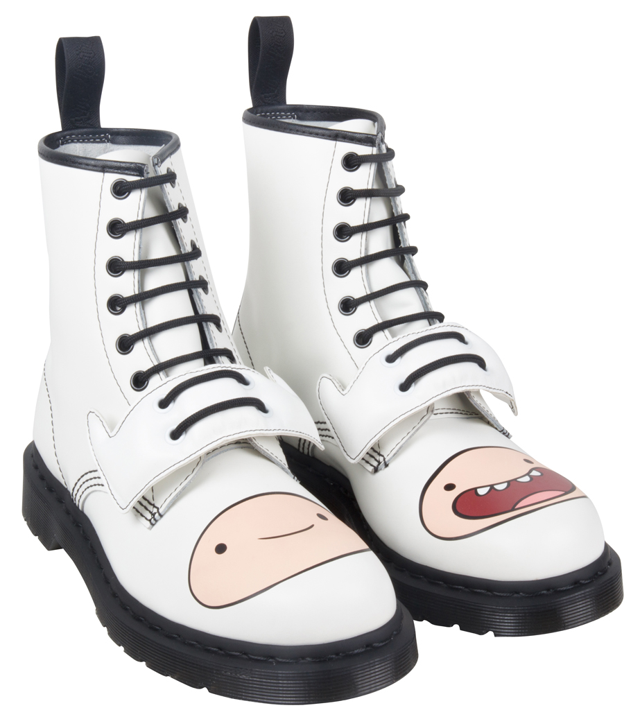 b14a8889809 DR. MARTENS X ADVENTURE TIME - Fused Magazine