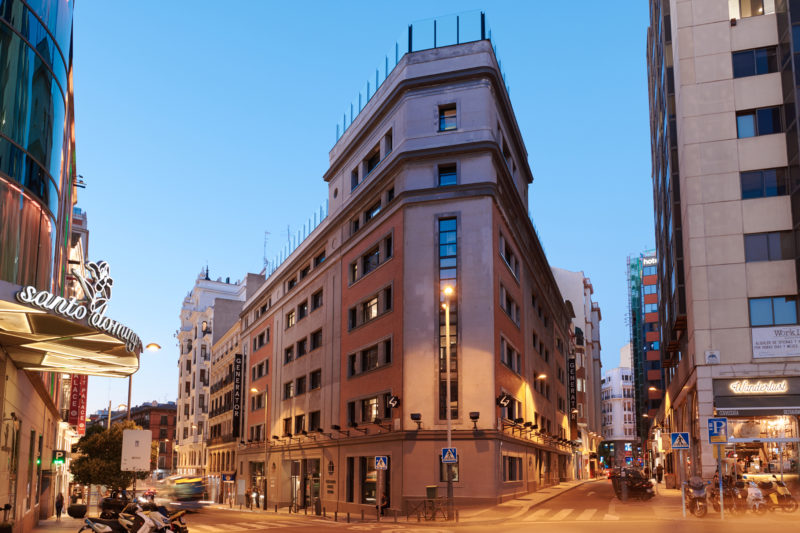 GENERATOR OPENS NEW PROPERTY IN MADRID'S CITY CENTRE - Fused